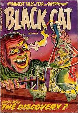 Black Cat Mystery Comics Vol 1 46