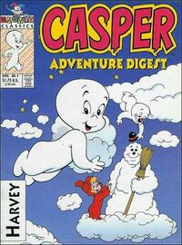 Casper Adventure Digest Vol 1 4