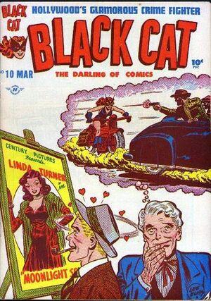 Black Cat Comics Vol 1 10