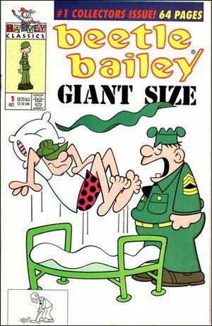 Beetle Bailey Giant Size Vol 1 1