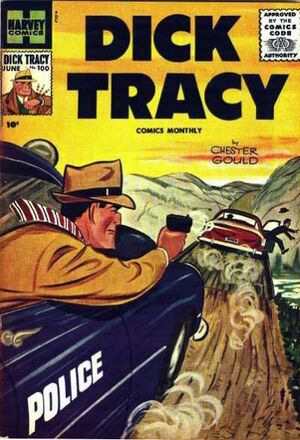 Dick Tracy Vol 1 100