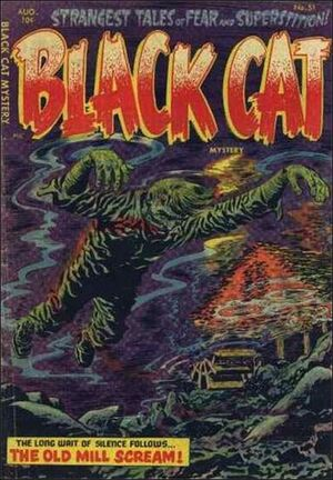 Black Cat Mystery Comics Vol 1 51