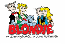 Blondie Logo 2007
