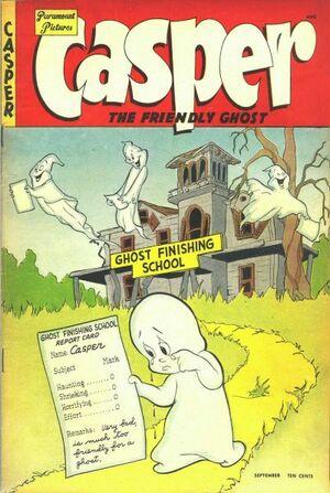 Casper the Friendly Ghost Vol 1 1