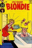 Blondie Comics Vol 1 151
