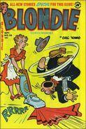 Blondie Comics Vol 1 58