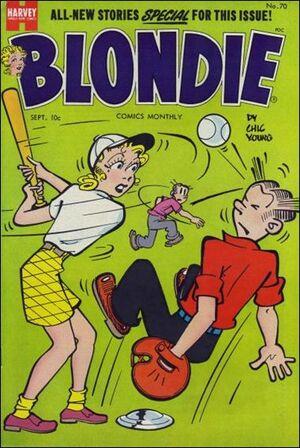 Blondie Comics Vol 1 70