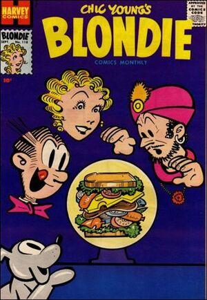 Blondie Comics Vol 1 118