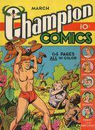 Champion Comics Vol 1 5