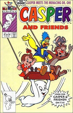 Casper and Friends Vol 1 4
