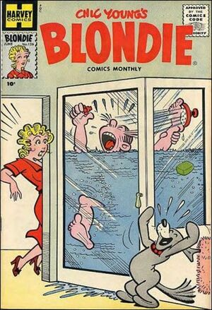 Blondie Comics Vol 1 126