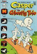 Casper and The Ghostly Trio Vol 1 7