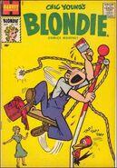 Blondie Comics Vol 1 127