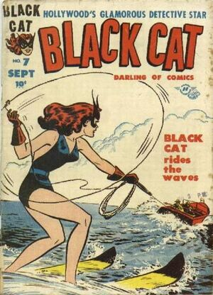 Black Cat Comics Vol 1 7