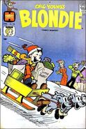 Blondie Comics Vol 1 136
