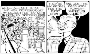 Spike Dyke Dick Tracy