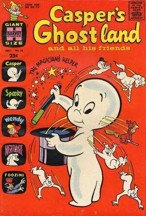 Casper's Ghostland Vol 1 18