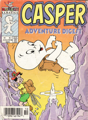 Casper Adventure Digest Vol 1 1