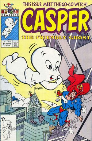 Casper the Friendly Ghost Vol 2 6