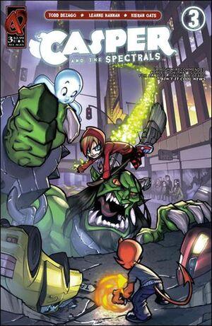 Casper and the Spectrals Vol 1 3