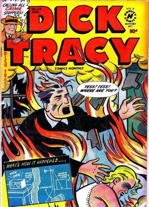 Dick Tracy Vol 1 66