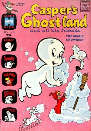 Casper's Ghostland Vol 1 20