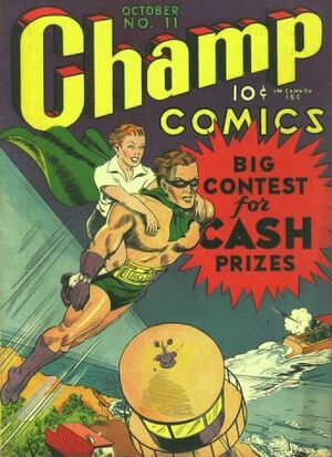 Champ Comics Vol 1 11