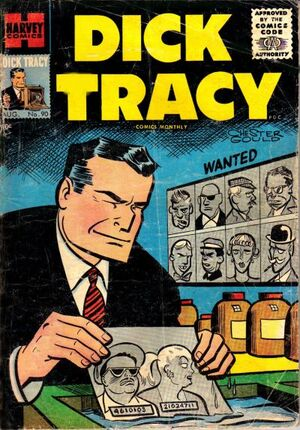 Dick Tracy Vol 1 90
