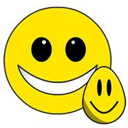 Smile hatched full