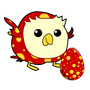 Redspothatched