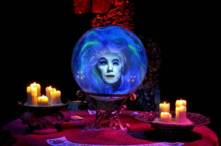 Madame Leota Haunted Mansion Wiki Fandom Powered By Wikia