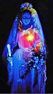 File:Abigale Patecleaver (Orginal bride who appeared in the attic of The Haunted Mansion before Constance replaced her).jpg