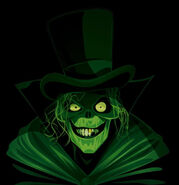 Guillermo Movie Hatbox Ghost Teaser