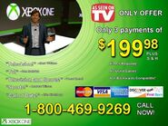 XBOX ONE INFOMERSHAL