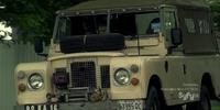 Duke Crocker's truck
