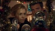 Audrey and nathan find a snowglobe