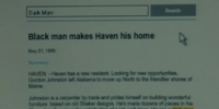 Haven Herald/Black man makes Haven his home