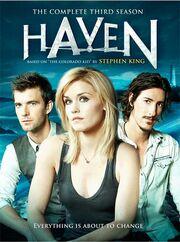 Haven season 3 dvd