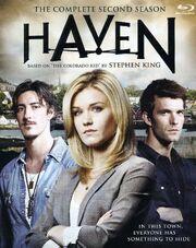 HAven season 2 dvd