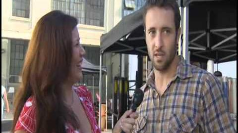 Hawaii Five-0 Alex Oloughlin aka Steve McGarrett