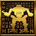 Icons emblems 24k