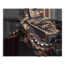 Icon styles pat B upper dragon