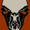 Icons emblems crowSkull