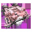 Icon styles heppten C upper pinkberry