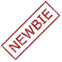 Icons emblems newbie