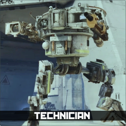 Technician fullbody labeled256