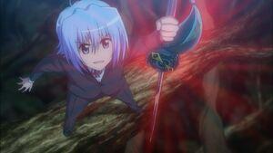 Kurotsubaki sword