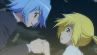 Zero-Raws Hayate no Gotoku! Can`t Take My Eyes Off You - 12 Title