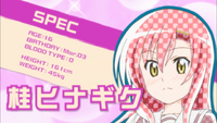 Hayate Cuties card 05