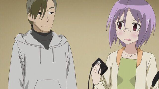 File:-Ohys-Raws- Sore ga Seiyuu! - 07 (MX 1280x720 x264 AAC).mp4 snapshot 06.53 -2015.08.20 00.24.13-.jpg
